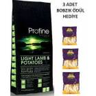 Profine Light Kuzulu Patatesli K�pek Mamas�15 Kg