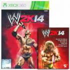 WWE 2K14 with ULTIMATE WARRIOR DLC XBOX 360