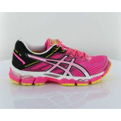 ASICS  T3C5N-3500 GEL-CUMULUS 15 FLASH PINK SNOW
