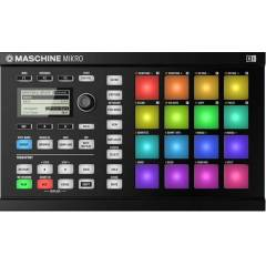 Native Instruments Maschine Mikro Siyah