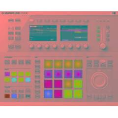 Native Instruments Maschine Studio Beyaz