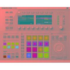 Native Instruments Maschine Beyaz