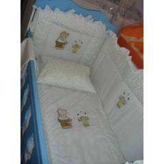 MEDY BEBE MOB�LYA BE��K UYKU SET� 60*120