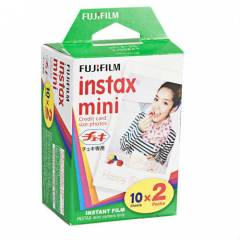 Fuji �nstax Mini 20Pozluk Film, Mini 7,7s,25,55i