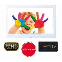 Vestel 22PF5021 BEYAZ FULL HD LED TELEV�ZYON