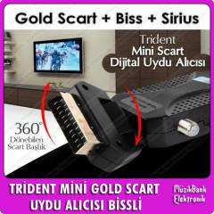 TR�DENT MINI UYDU ALICI NTVSPOR TV8 TRT3 A�AR