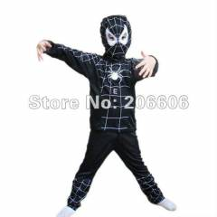 SPIDERMAN KOST�M SMALL BEDEN �ZEL �R�N