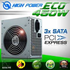 High Power ECO 450W Ger�ek G�� Kayna��