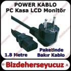 PC G�� Kablosu Power Notebook G�� Kablosu