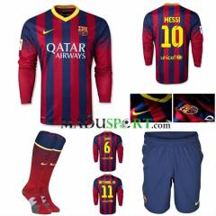 Barcelona Orj. 2014 Home UK Forma �ort Tozluk