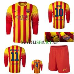Barcelona Orj. 2014 Away UK Forma �ortu