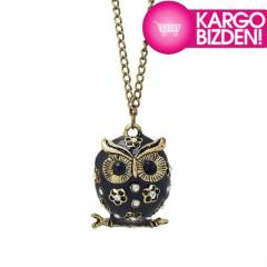 Bee One Zirkon Ta�l� Bayku� Bijoux Kolye by18