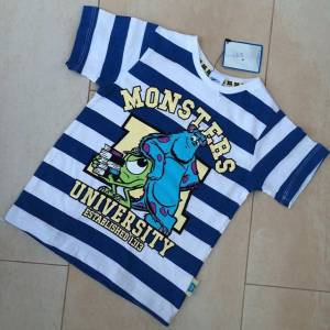Disney Monsters Erkek �ocuk T-shirt