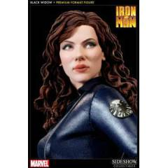 Sideshow Iron Man 2: Black Widow Statue