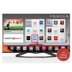 LG 32LA660S DVB-S 3D FULL HD SMART LED LCD TV