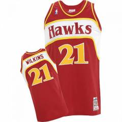 NBA - ATLANTA HAWKS D.WILKINS FORMA