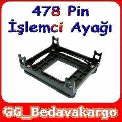 P4 478 Pin Plastik ��lemci Fan Aya��
