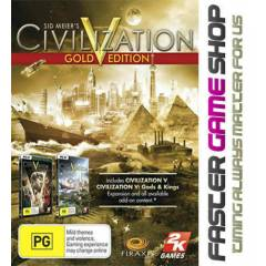 Sid Meier's Civilization 5 V Gold Edition Steam