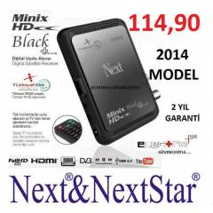 NEXT M�N�X BLACK FULL HD UYDU ALICISI