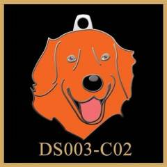 DAL�S PET TAG - KIZIL GOLDEN RETRIEVER K�PEK K�N