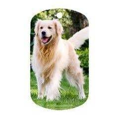 DAL�S PET TAG - GOLDEN RETRIEVER K�PEK K�NYES�