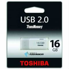 16 GB TOSH�BA HAYABUSA ORJ�NAL USB FLASH BELLEK