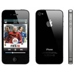 Apple iPhone 4 8GB Cep Telefonu (Siyah)