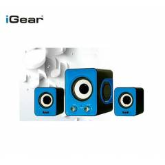 iGear  iS-12 2+1 USB PC HOPARL�R