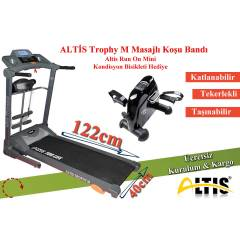 Altis Trophy-M 2.5 Hp Masaj Motorlu Ko�u Band�