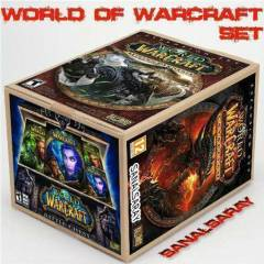 WOW World of Warcraft Full Set Paket 6 in 1