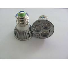 3X1 WATT POWER LED SPOT AMPUL E27DUY POWERLED