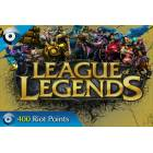 League of Legends 400 Riot Points RP T�rkiye TR