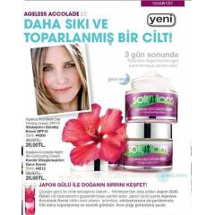 Avon Solutions Ageless Accolade G�nd�z Kremi