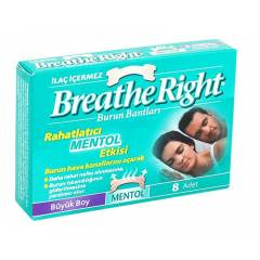 Breathe Right Burun Band�-Mentoll�-B�y�k