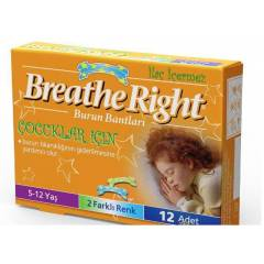 Breathe Right Burun Band� �ocuklar i�in