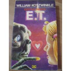 E.T. EKSTRA YARATIK WILLIAM KOTZWINKLE