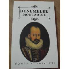 DENEMELER MONTAIGNE
