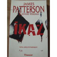 �KAZ JAMES PATTERSON