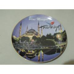 BLUE MOSQUE RES�ML� PORSELEN TABAK