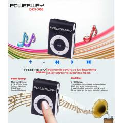 4 Gb Mp3 Player POWERWAY