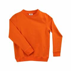 Barcin Basics �ocuk S�f�r Yaka  Sweat Shirt