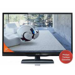 PHILIPS 22PFL3108H/12 FULL HD ULTRA SLIM LED TV