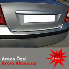 Spider Ford Focus Sedan Bagaj Alt� ��tas� Kromu