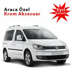 Spider Volkswagen Caddy Sis Far� �er�evesi Kromu