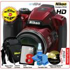 Nikon Coolpix P510 16.1 MP 42x Zoom