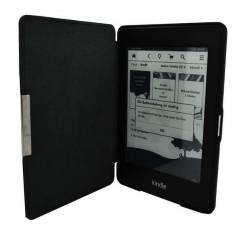 Amazon Kindle Paperwhite M�knat�sl� Siyah K�l�f