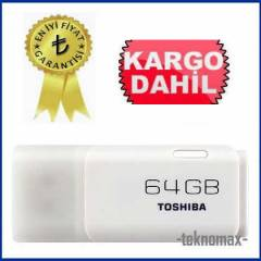 TOSHIBA 64 GB USB BELLEK FLASH D�SK *EN UYGUN !!