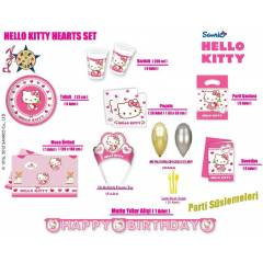 HELLO KITTY   PART� S�SLEME SET� (84 PAR�A)