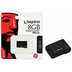 KINGSTON 8GB MICRO USB  BELLEK DTMCK/8GB
