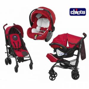 CHICCO Lite Way Plus Travel Sistem Bebek Arab...